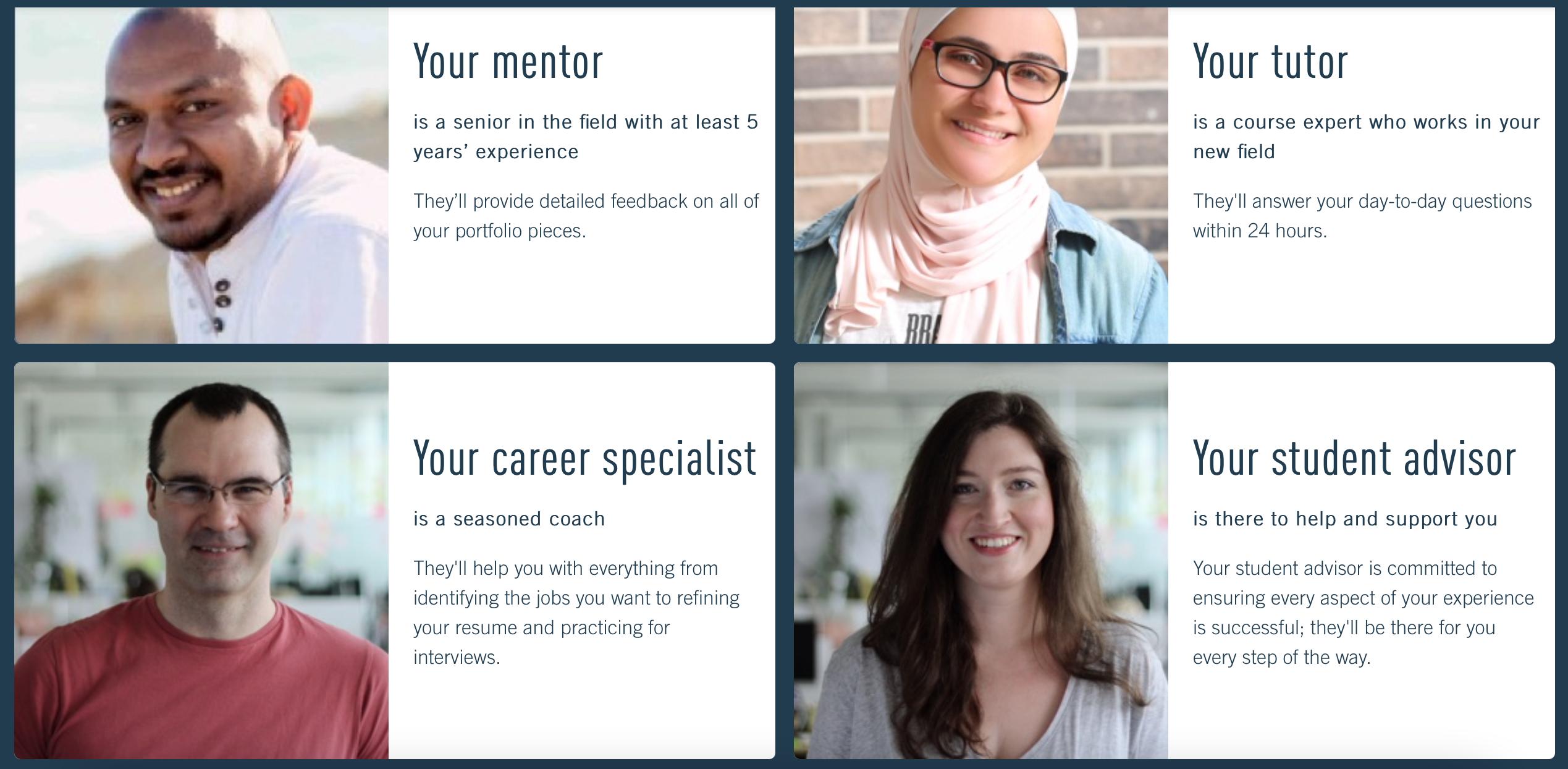 dual mentorship program